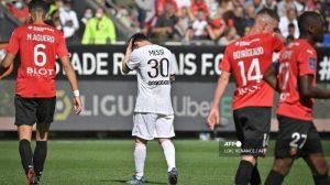 Hasil Liga Prancis, Rekor 8 Kemenangan PSG Diputus Rennes, Pochettino Soroti Ketajaman Messi Cs