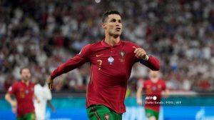 Tak Cuma Siiii, Ini Deretan Selebrasi Cristiano Ronaldo yang Terkenal Ikonik